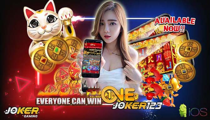 Promo Bonus Joker123 Casino Game Slot Terbaru